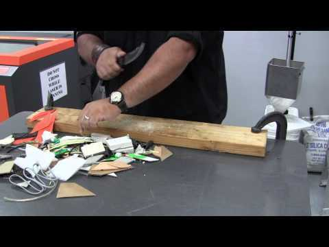 benchmade - Benchmade 8600 Bedlam AXIS-Auto Test and Demonstration
