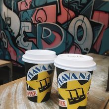 COFFEEUFEEL - Another Afternoon coffee from my usual cafe: Depot!! Just the right coffee strength + new graffiti art!! #AucklandCoffee #DepotEatery #FederalStreet...
